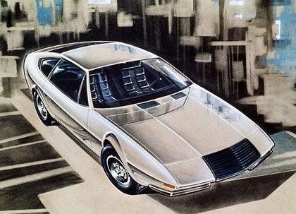1971 Volvo 1800 ESC Viking (Coggiola)