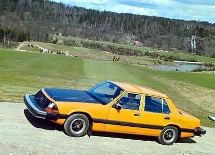 1972 Volvo VESC