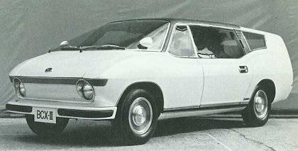 1973 Daihatsu BCX-III