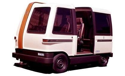 1974 Mazda CVS