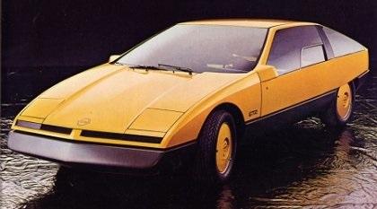 1975 Opel GT2