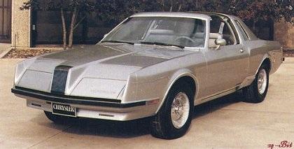 1977 Chrysler LeBaron Turbine