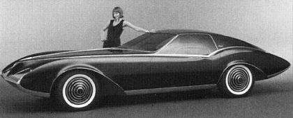 1977 Pontiac Phantom Concepts