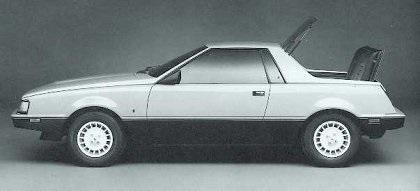 1978 Mercury XM (Ghia)