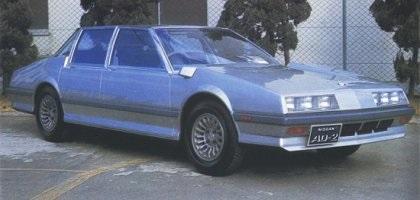 1977 Nissan AD-2