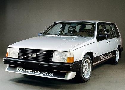 1980 Volvo VCC