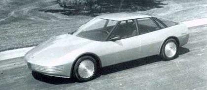 1981 GM Aero-X