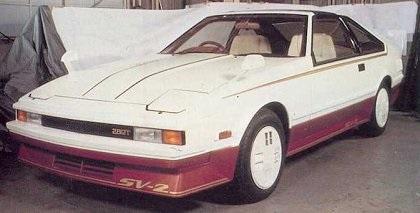1981 Toyota SV-2