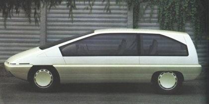 1981 Citroen Xenia (Coggiola)
