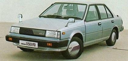 1983 Nissan NRV-II
