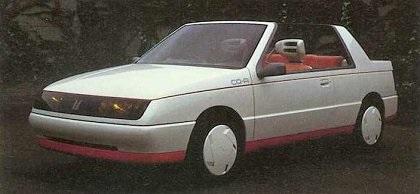1983 Isuzu COA