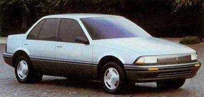 1984 GM Project Saturn