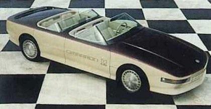 Cadillac Cimarron, 1985