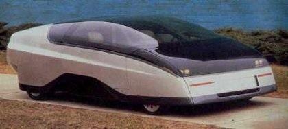Chevy express concept