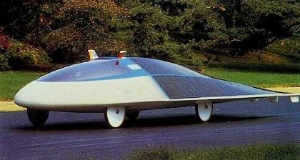 1987 GM Sunraycer