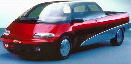 1988 GMC Centaur