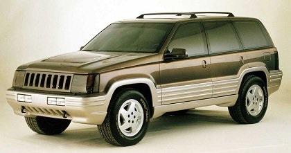 1988 Jeep Concept 1