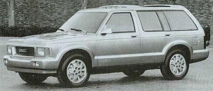 1989 GMC Kalahari