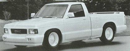 1989 GMC Syclone