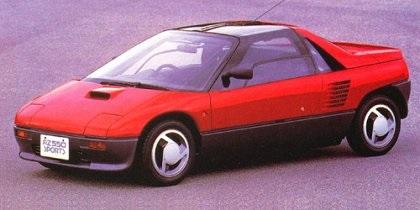 1989 Mazda AZ 550 / AZ 550 Sport / AZ 550 Race