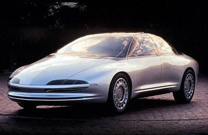 1989 Oldsmobile Tube Car