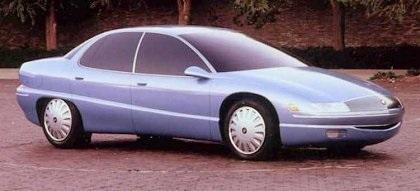 1990 Buick Bolero Concept