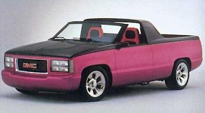 1990 GMC Transcend