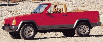 1990 Jeep Freedom