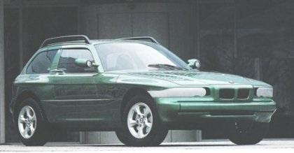 1988 BMW Z1 Break