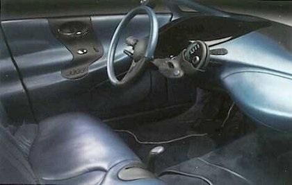 Ford Contour Concept 1991