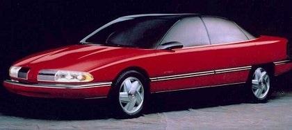 1991 Oldsmobile Achieva