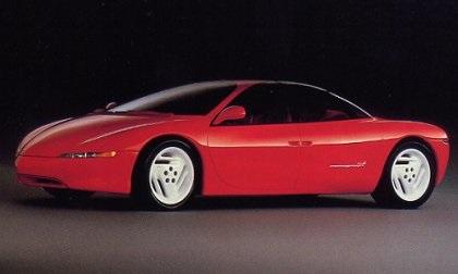 1991 Pontiac Protosport 4