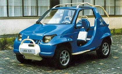 1991 Lada Elf