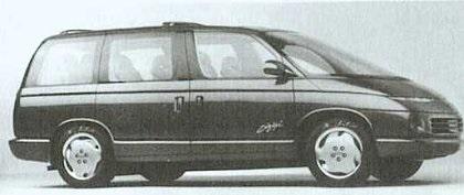1992 Chevrolet Lumina Sizigi