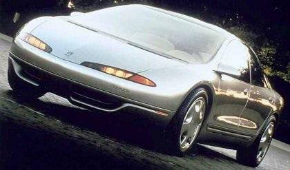 1992 Oldsmobile Anthem