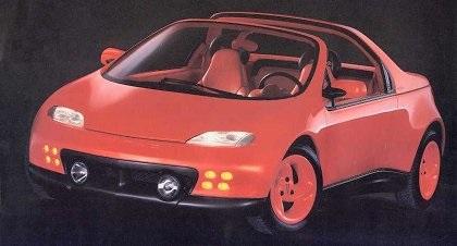 1992 Pontiac Salsa