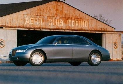 1993 Aston Martin Lagonda Vignale (Ghia)