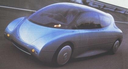 1993 Mitsubishi ESR