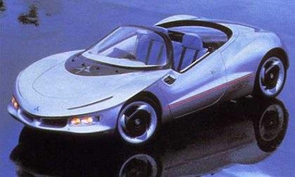 1993 Mitsubishi HSR IV