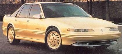 1993 Oldsmobile Aerotech III