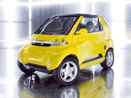 1993 Smart Eco-Speedster