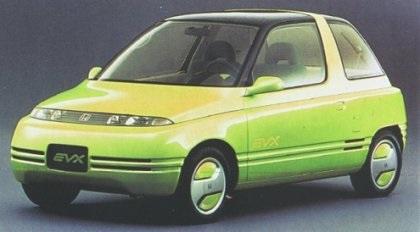 1993 Honda EVX
