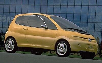 1994 Peugeot Ion