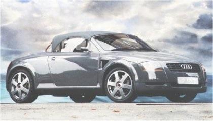 1995 Audi TTS Roadster