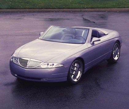 1995 Lincoln L2K