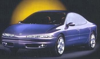 1995 Oldsmobile Antares