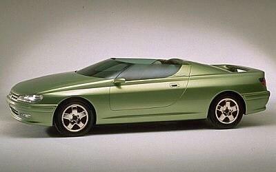 1996 Peugeot Toscana