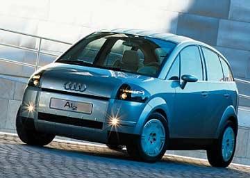 1997 Audi Al<sub>2</sub>