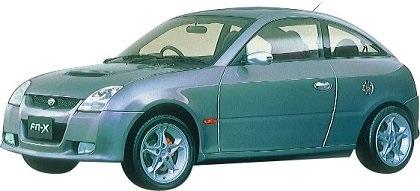 1997 Daihatsu FR-X