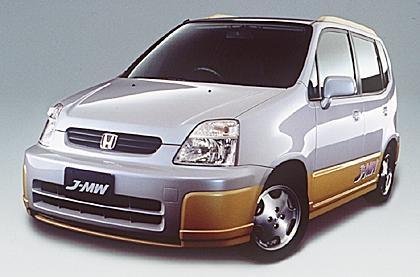 1997 Honda J-MW